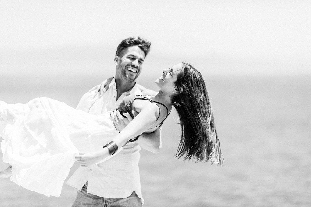 Sessão de Noivado | Islas Cies, Vigo | Patrícia e Luís, Instante Fotografia